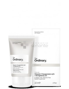 THE ORDINARY VITAMIN C SUSPENSION 23%+HA SPHERES 2%