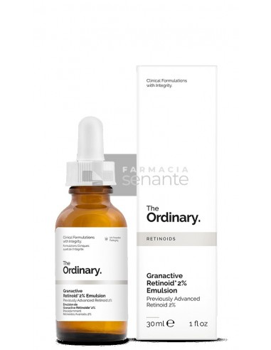 THE ORDINARY GRANACTIVE RETINOID 2% EMULSION 30ML