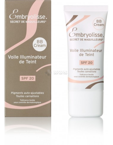 EMBRYOLISSE SECRET DE MAQUILLEURS BB CREAM COMPLEXION ILLUMINATING VEIL 30 ML