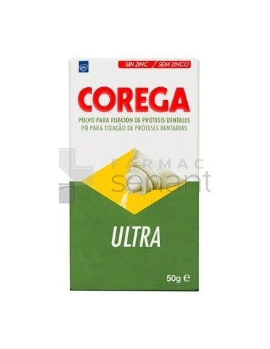 COREGA POLVO ULTRA MED 50