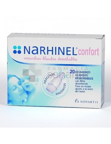 NARHINEL RECAMBIO DESECH 20UDS
