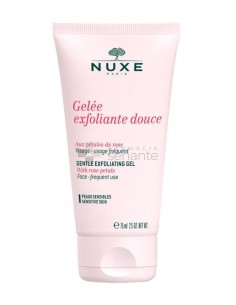 NUXE GEL EXFOLIANTE DESMAQUILLANTE 3ROSAS 75 ML