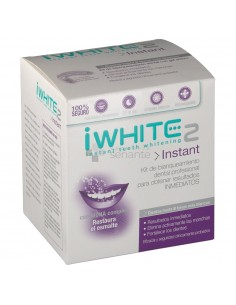IWHITE INSTANT KIT II (10 MOLDES + CEPILLO DENTAL)
