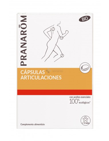 PRANAROM CAPSULAS ARTICULACIONES 30 CAPSULAS