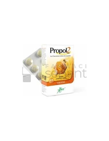 PROPOL2 EMF CITRI+MIEL 30TAB