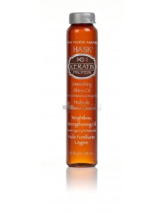 HASK KERATIN PROTEIN SMOOTHING SHINE OIL 18ML