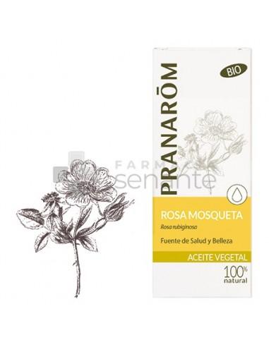 PRANAROM ACEITE VEGETAL ROSA MOSQUETA 50 ML