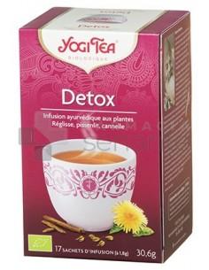 YOGI TEA INFUSION DETOX