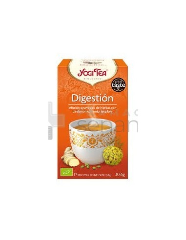 YOGI TEA INFUSION DIGESTION