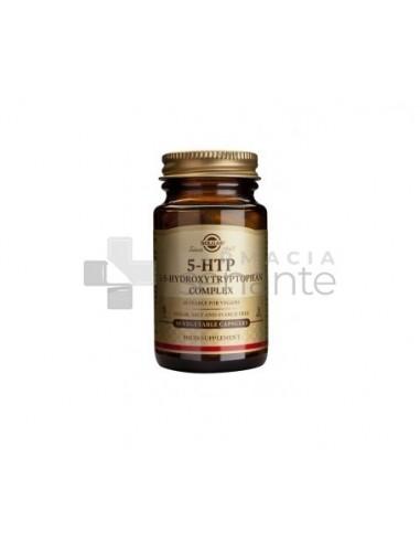 SOLGAR 5 HTP L-5-HIDROXITRIPTOFANO 30 VEGICAPS