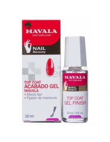 MAVALA ACABADO GEL