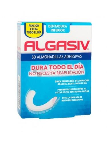 ALGASIV ALMOHADILLA INFERIOR 30UDS