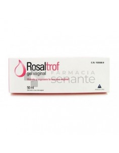 ROSALTROF GEL VAGINAL 50 ML