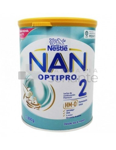 NESTLE NAN 2 800 GR