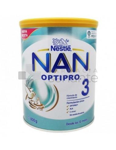 NESTLE NAN OPTIPRO 3 800 GR