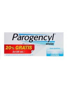 PAROGENCYL CONTROL 2X125+20%