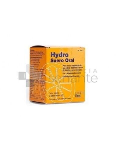 HYDRO SUERO ORAL NARAN 8 SOBRES