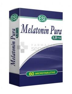 MELATONIN PURA 60 MICROTABLETAS