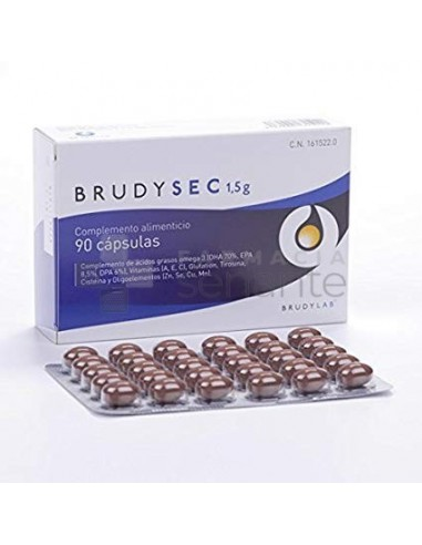 BRUDYSEC 1,5 GR 90 CAPSULAS