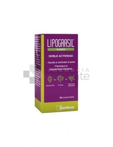 LIPOGRASIL 50 GRAGEAS