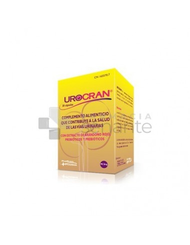 UROCRAN 30 CAPS