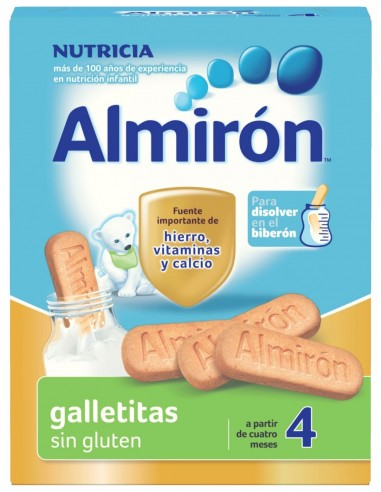 ALMIRON GALLETITAS S/GLUTEN