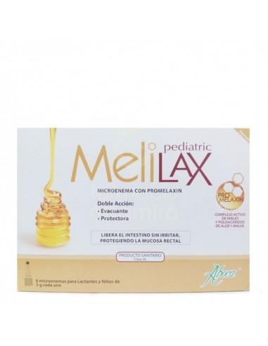 MELILAX PEDIATRICO 6ENEMAS
