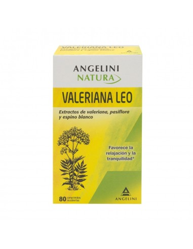 VALERIANA LEO 80 GRAGEAS