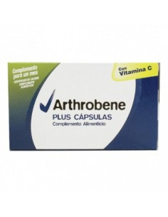 ARTHROBENE PLUS 60 CAPSULAS