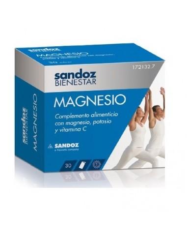 SANDOZ BIENESTAR MAGNESIO