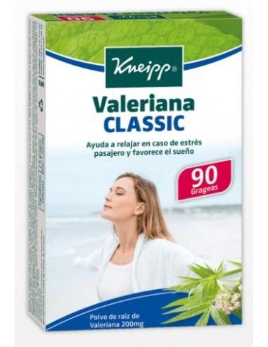 KNEIPP VALERIANA 90 GRAGEAS