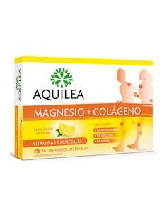 AQUILEA MAGNESIO COLAGENO 30CAPSULAS