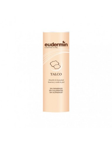 EUDERMIN TALCO 200 GR