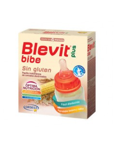 BLEVIT PLUS SIN GLUTEN PARA BIBERON 2 SOBRES X 300 G