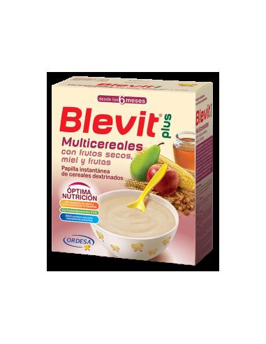 BLEVIT PLUS FRUTOS SECOS FRUT 600