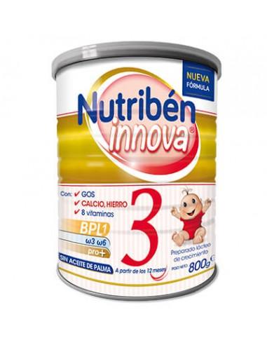 NUTRIBEN CRECIMIENTO INNOVA 800 G