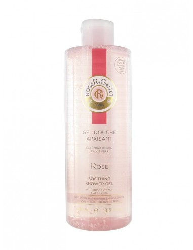ROGER & GALLET GEL DE DUCHA ROSE 400 ML