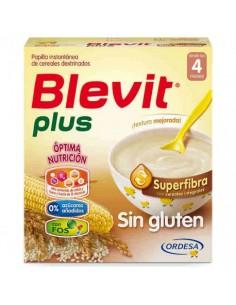 BLEVIT PLUS SUPER FIBRA SIN GLUTEN 700 GRAMOS