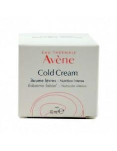 AVENE COLD CREAM BALSAMO LABIAL NUTRICION INTENSA 10 ML