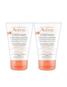 AVENE COLD CREAM CREMA DE MANOS CONCENTRADA PACK DUO 2 X 50 ML