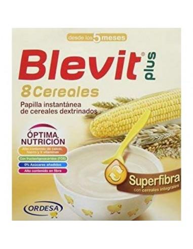 BLEVIT PLUS SUPER FIBRA 8 CEREALES 700 GRAMOS