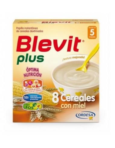 BLEVIT PLUS 8 CEREALES CON MIEL 700GR