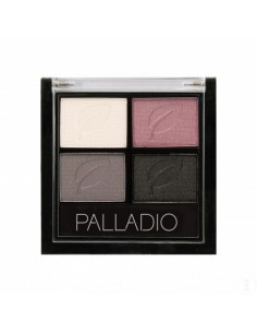 PALLADIO PALETA DE SOMBRAS QUAD 04 SMOKEY EYES