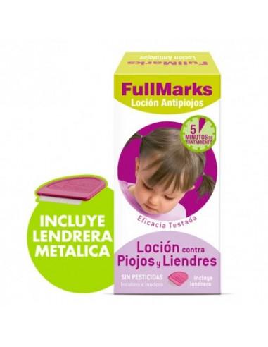 FULLMARKS SOLUCION PEDICULICIDA 100ML