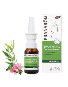 PARANAROM AROMAFORCE SPRAY NASAL 15 ML