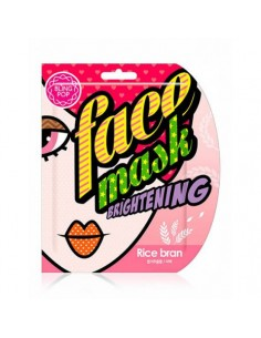 BLING POP MASCARILLA FACIAL ILUMINADORA CON SALVADO DE ARROZ
