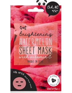 OH K¡ VITAMINA C SHEET MASK WATERMELON