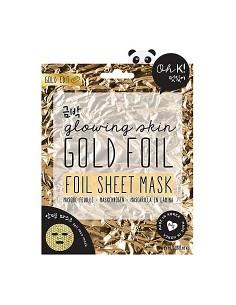 OH K! GOLD FOIL SHEET MASK- GOLD EDIT