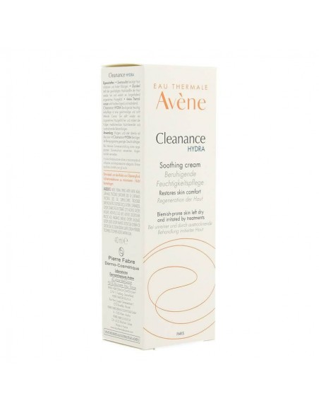 AVENE CLEANANCE HYDRA 40 ML