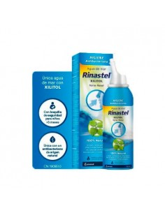 RINASTEL XILITOL SPRAY NASAL 100 ML